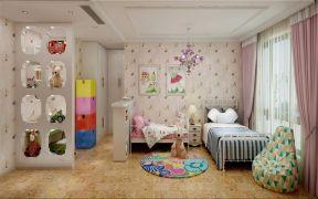 2019欧式儿童房装饰设计 2019欧式窗帘图片