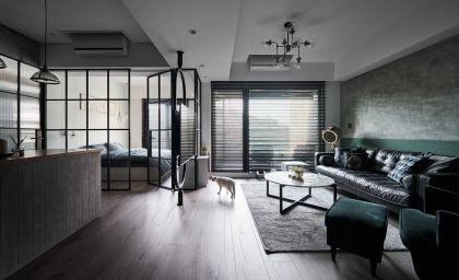 2019中式110平米装修设计 2019中式公寓装修设计