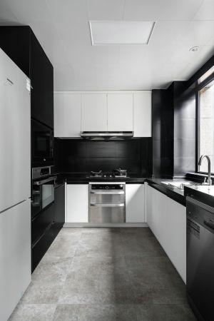 2019简约厨房装修图 2019简约地砖装修设计