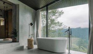 眩亮浴缸室内效果图