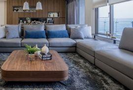 2019新中式110平米u乐娱乐平台设计 2019新中式套房设计图片