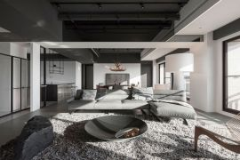 2019简约110平米u乐娱乐平台设计 2019简约套房设计图片