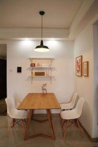 【粉刷匠装饰】98平米 三室北欧实景装修案例