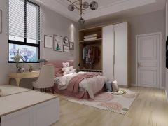 樸實無華臥室墻面室內裝飾