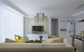 客厅吊顶现代设计图