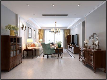 2019新中式客厅装修设计 2019新中式阁楼装修图