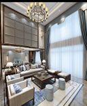 2020中式110平米装修设计 2020中式套房设计图片