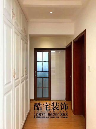 2019中式110平米u乐娱乐平台设计 2019中式三居室u乐娱乐平台设计图片