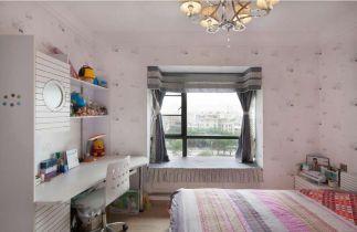 海伦国际138平现代简约大户型卧室优乐娱乐官网欢迎您