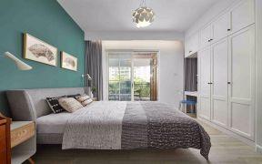 混搭臥室墻面飄窗裝修案例