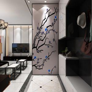 2019简欧110平米u乐娱乐平台设计 2019简欧套房设计图片