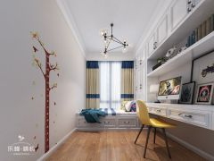 2020新中式150平米效果图 2020新中式三居室装修设计图片