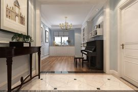2019现代150平米pk10开奖记录结果 2019现代三居室装修设计图片
