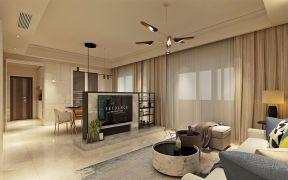 2019繁复110平米装修设计 2019繁复四居室装修图