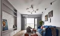 2019现代繁复150平米pk10开奖记录结果 2019现代繁复二居室装修设计
