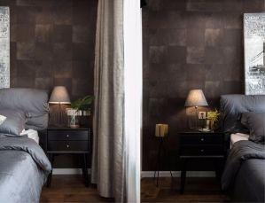 清新素丽卧室简约装饰图