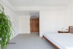 2019新中式110平米u乐娱乐平台设计 2019新中式三居室u乐娱乐平台设计图片