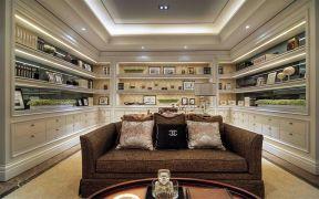 2019新中式110平米装修设计 2019新中式三居室装修设计图片