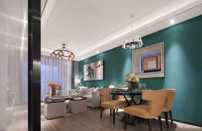 2019现代繁复110平米装修设计 2019现代繁复二居室装修设计