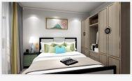 2019现代150平米优乐娱乐官网欢迎您 2019现代二居室u乐娱乐平台设计