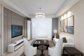 2019现代繁复110平米装修设计 2019现代繁复年夜户型北京pk10开奖视频年夜全
