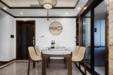 2019新中式150平米效果圖 2019新中式二居室裝修設計