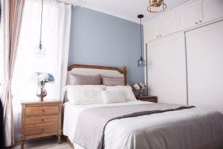 2020法式卧室装修设计图片 2020法式衣柜装修效果图片