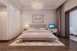 2019现代110平米u乐娱乐平台设计 2019现代三居室u乐娱乐平台设计图片