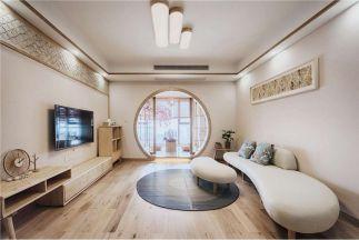 2019新中式150平米优乐娱乐官网欢迎您 2019新中式楼房图片
