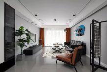 2019简约110平米u乐娱乐平台设计 2019简约三居室u乐娱乐平台设计图片