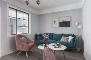 2019北欧90平米装潢设计 2019北欧三居室装修设计图片