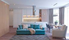2019现代90平米装潢设计 2019现代套房设计图片