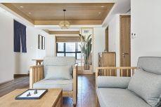 2019法式模范模范110平米装修设计 2019法式模范模范套房设计图片