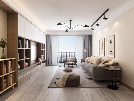 2019北欧150平米优乐娱乐官网欢迎您 2019北欧三居室u乐娱乐平台设计图片