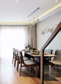 2019现代繁复150平米pk10开奖记录结果 2019现代繁复三居室装修设计图片