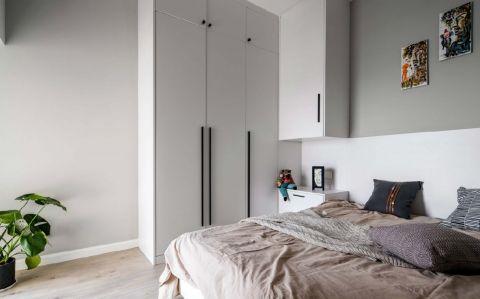 2019北歐70平米設計圖片 2019北歐二居室裝修設計