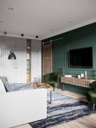 2019北歐150平米效果圖 2019北歐三居室裝修設計圖片