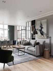 2020北欧客厅装修设计 2020北欧细节装饰设计