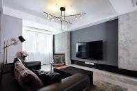2019現代簡約70平米設計圖片 2019現代簡約二居室裝修設計