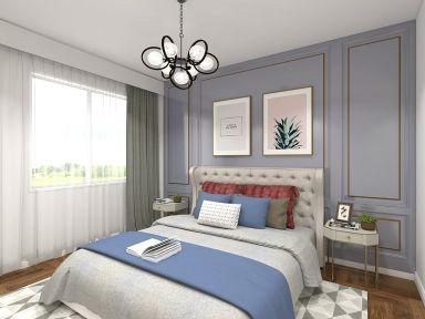 125平米现代风格三居室10万图片欣赏