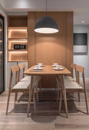 2019現代110平米裝修設計 2019現代四居室裝修圖