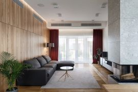 2019現代簡約150平米效果圖 2019現代簡約四居室裝修圖