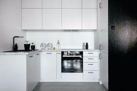 2019美式110平米裝修設計 2019美式二居室裝修設計