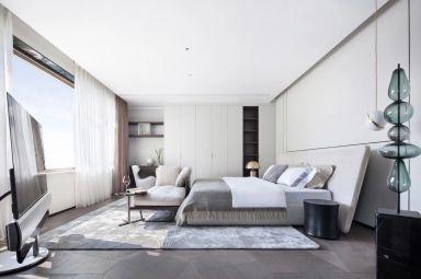 2020现代300平米以上装修效果图片 2020现代三居室装修设计图片