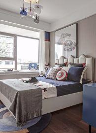2020田园150平米效果图 2020田园三居室装修设计图片