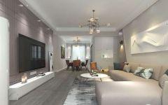 2020現代90平米裝飾設計 2020現代二居室裝修設計