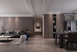 2019简欧90平米装饰设计 2019简欧二居室装修设计
