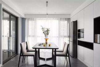 2019中式150平米效果图 2019中式二居室装修设计