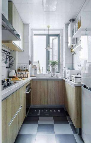 2019簡歐90平米裝飾設計 2019簡歐二居室裝修設計
