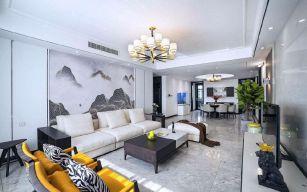 质朴客厅装饰图片